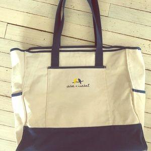 Branded Canvas Tote Bag